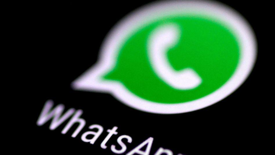 Messenger-App WhatsApp