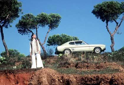 Ford Capri: Ein Auto als Symbol für die siebziger Jahre