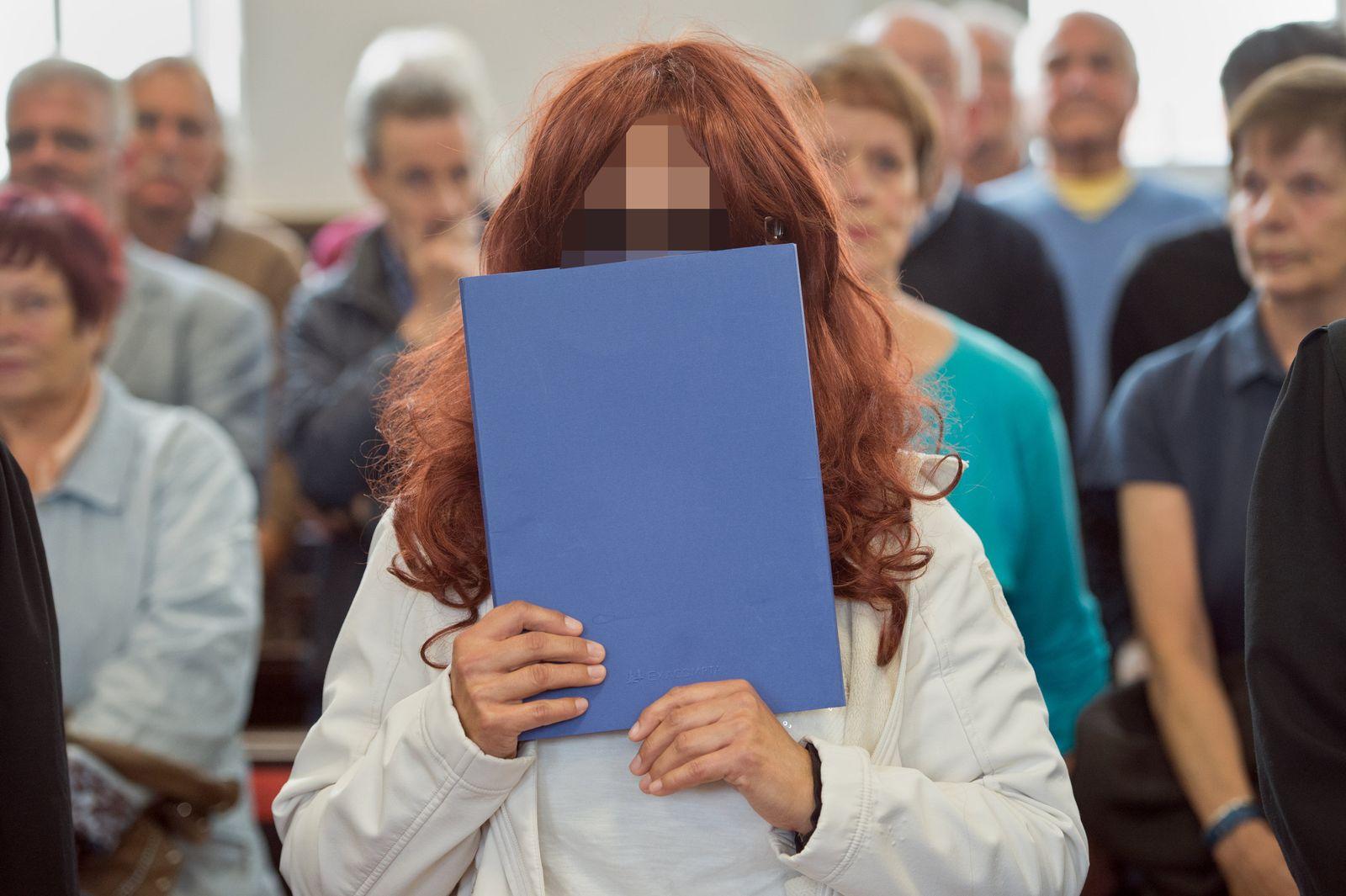 Prozess/ Heidi K./ erfundene Vergewaltigung