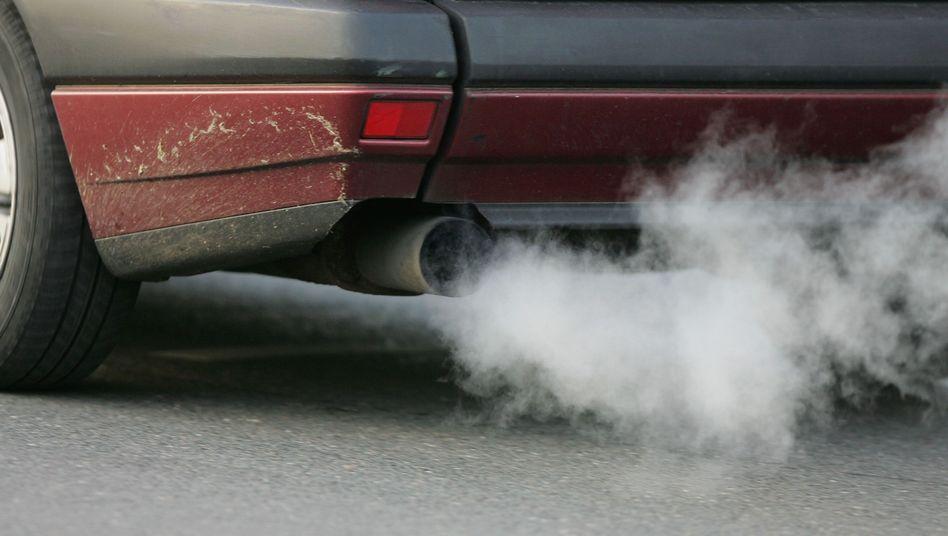 """Autoabgase: Gibt es einen """"umweltfreundlichen CO2-Ausstoß""""?"""
