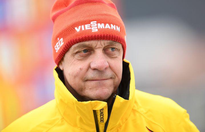 Bundestrainer Norbert Loch