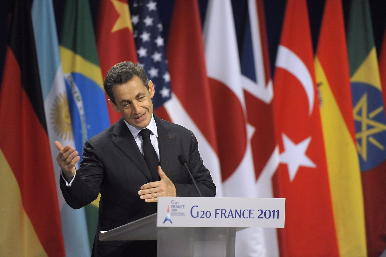 G-20 Cannes