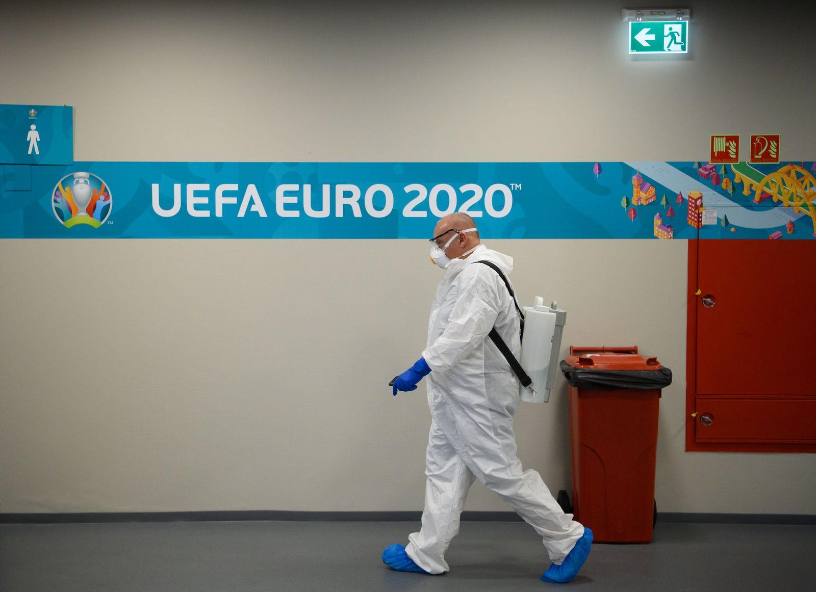 Fußball EM - Niederlande - Tschechien