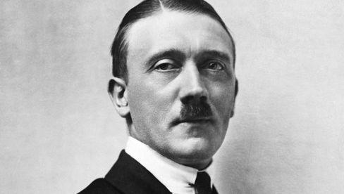 Wie Groß War Hitler