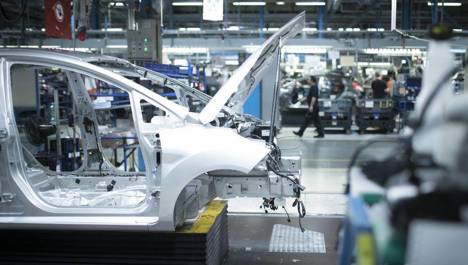 Autowerk: Wie schnell wird sich die deutsche Wirtschaft nach dem Shutdown erholen?