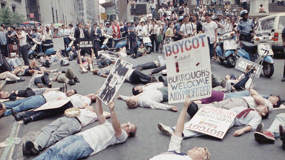 Aids: Courage und Feigheit