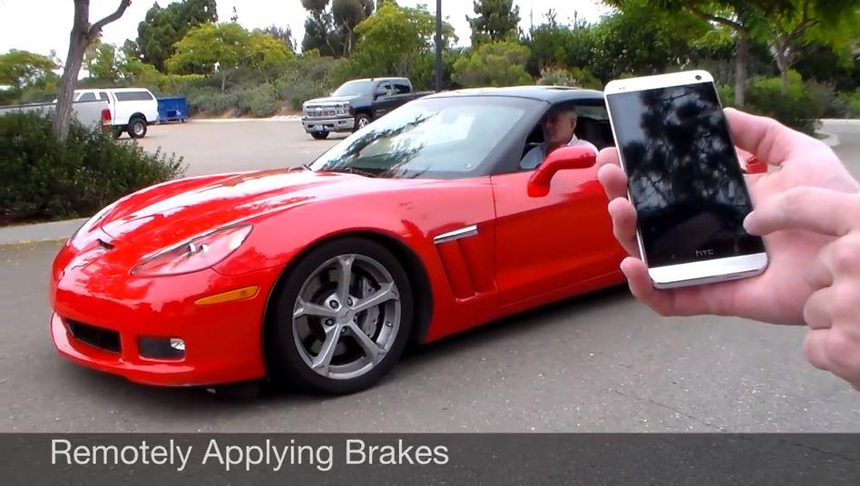 """Gehackte Corvette: """"Die Sicherheitslücke besteht längst nicht nur bei diesem Auto"""""""