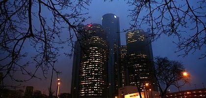 GM-Zentrale in Detroit: Kreml des Kapitalismus