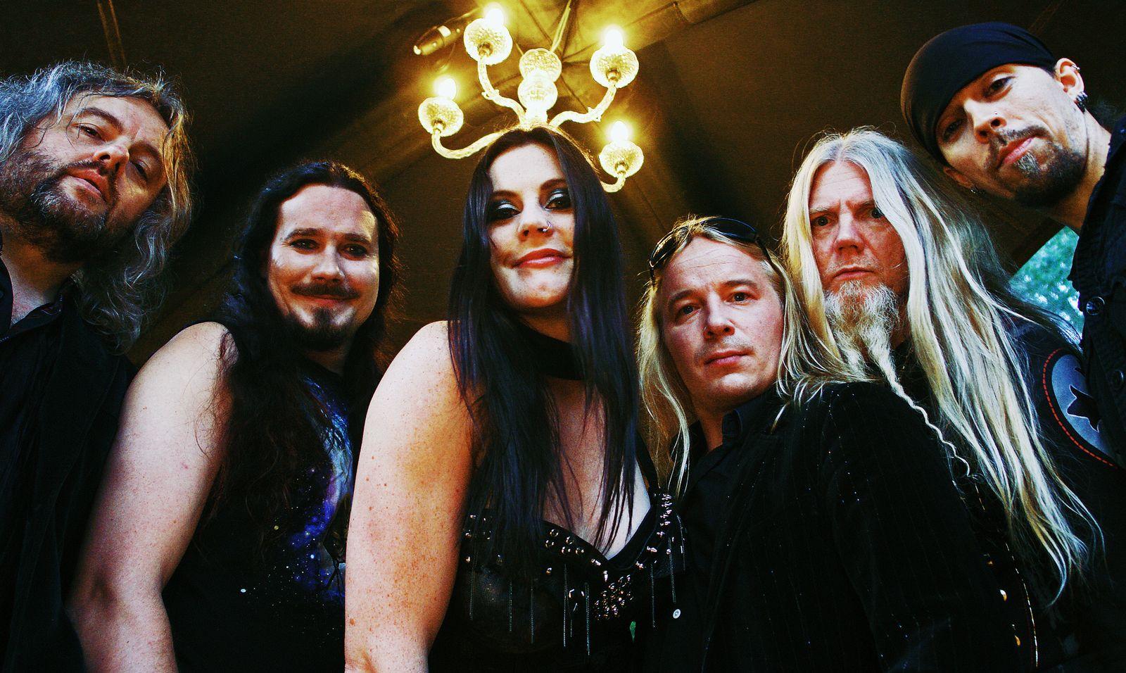 EINMALIGE VERWENDUNG Nightwish