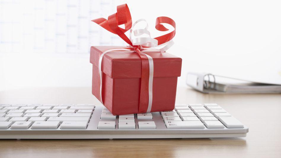 Gib alles: Kleine Geschenke erhalten die Freundschaft