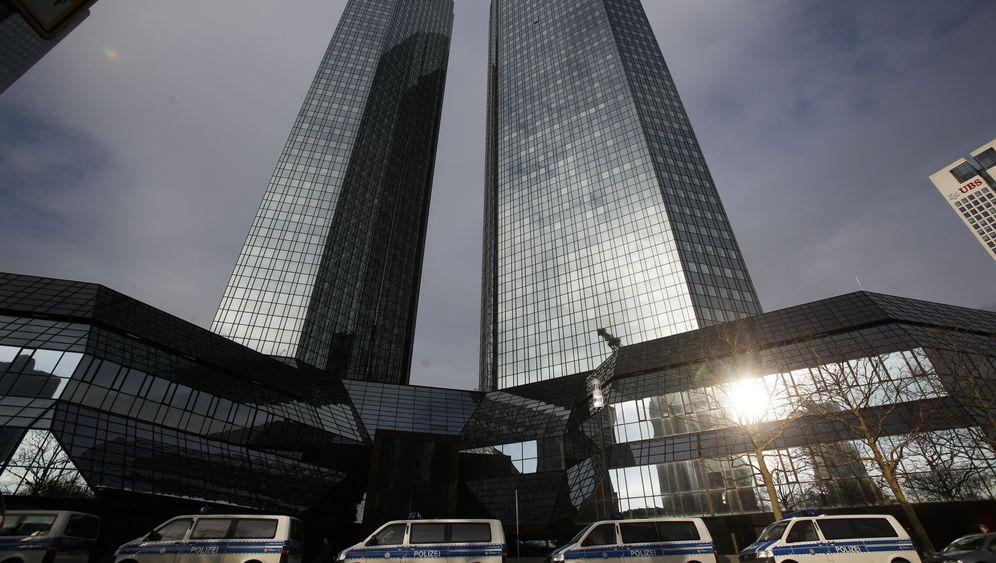 Photo Gallery: Deutsche Bank Under Fire