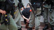 Mehr als 300 Festnahmen bei Protesten gegen Sicherheitsgesetz