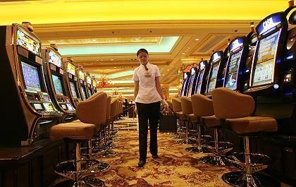 """Mitarbeiterin im Venetian Macao: """"Casino, das Macau aufgefressen hat"""""""