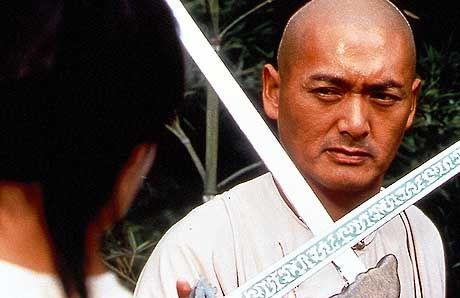 Chow Yun Fat als alternder Krieger Li Mu Bai: Kampf um ein legendäres Schwert
