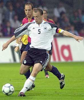 Nationalspieler Ernst: Rekordhalter in der U21