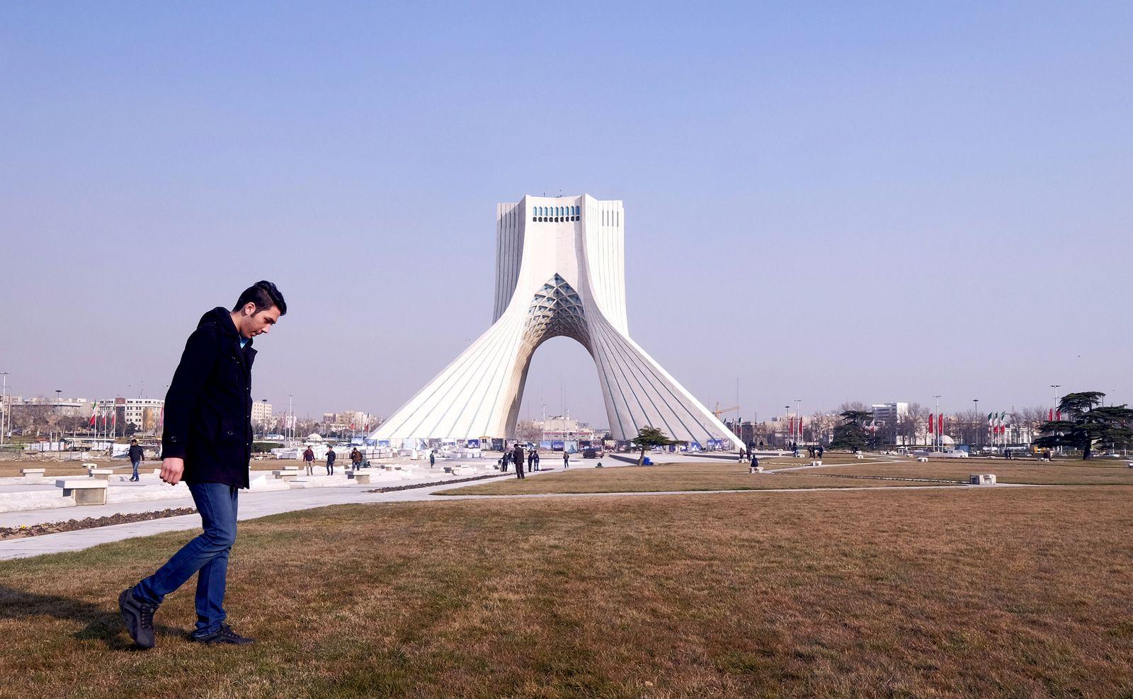 Freiheitsturm/Teheran