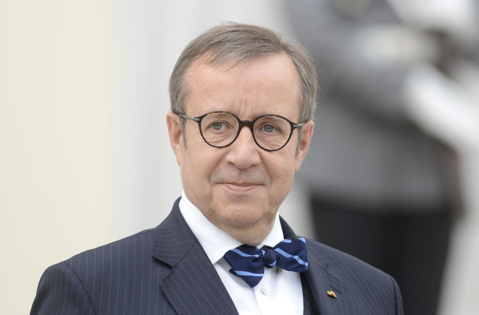 Zerfall Sowjetunion / Toomas Hendrik Ilves / Estland