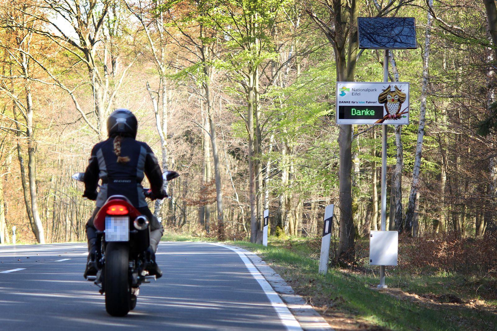 Aktionsbündnis Nationalpark Eifel gegen Motorradlärm
