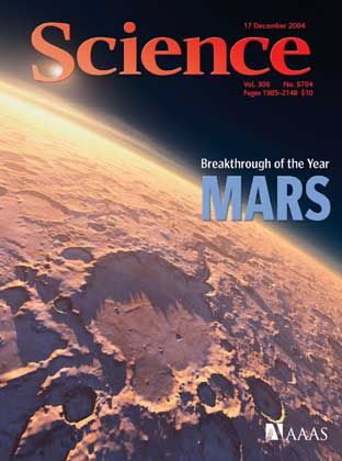 Science-Titel vom 12. Dezember 2004