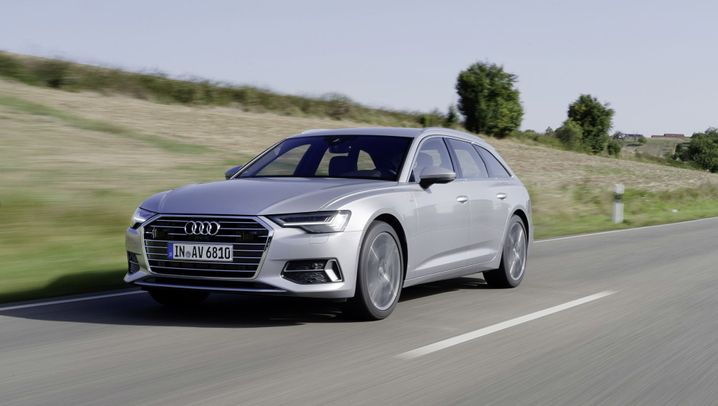 Autogramm Audi A6 Avant: Das schicke Ende