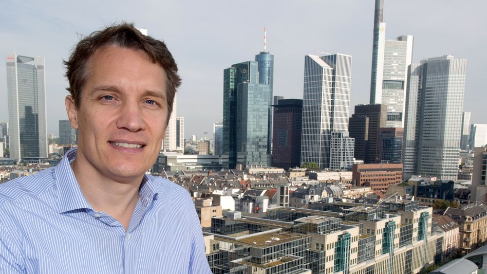 Oliver Samwer, Gründer und Vorstandsvorsitzender der Rocket Internet AG
