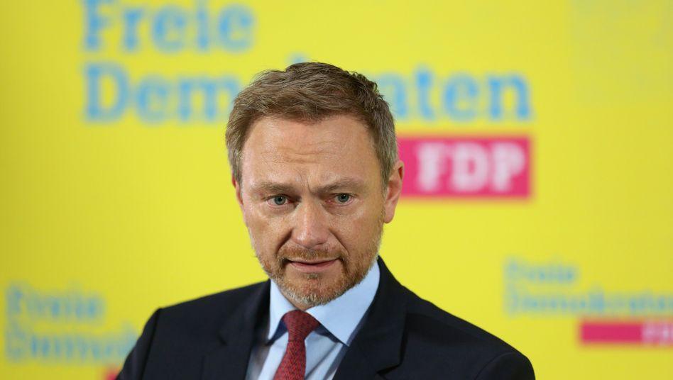 Die Krise in Thüringen ist zur größten Herausforderung für FDP-Chef Christian Lindner geworden, seit dem Wiedereinzug der Partei aus der außerparlamentarischen Opposition in den Bundestag