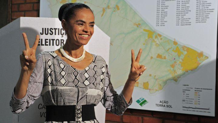 Brasilien: Kampf ums Präsidentenamt