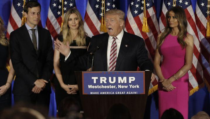 """Jared Kushner: """"Donald Trumps Mini-Me"""""""