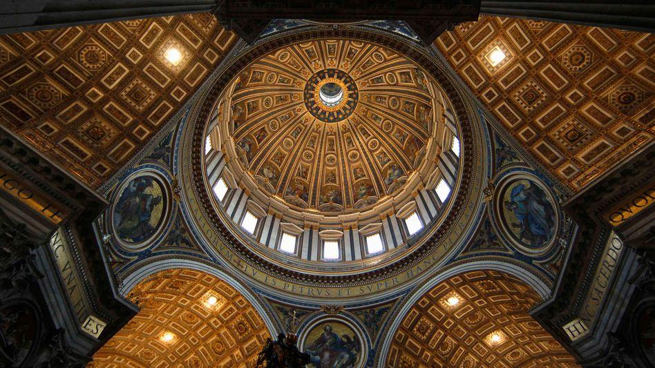 Kuppel des Petersdoms: Der weißen Liste nähergekommen