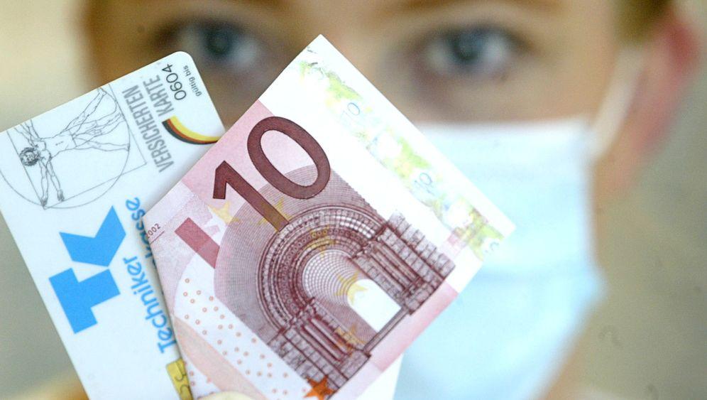 Kontaktgebühr in der Praxis: Jeder Arztbesuch soll kosten