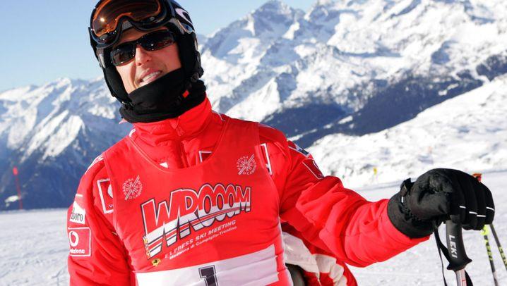 Formel-1-Legende: Bangen um Michael Schumacher