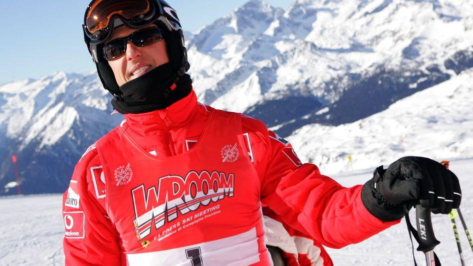 Michael Schumacher (im Jahr 2006): Auch sein Sohn wurde vernommen