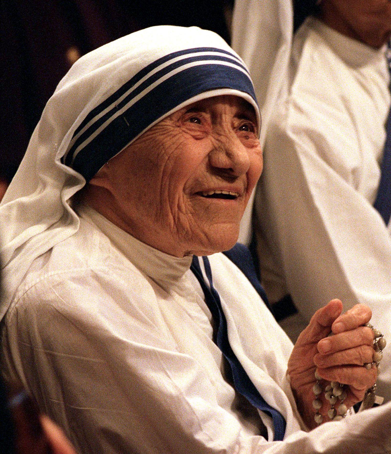 Muttertag / Mother Teresa