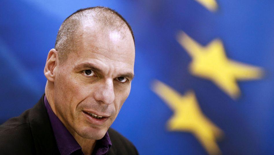 Finanzminister Varoufakis: Die Bürger sollen dem Staat endlich vertrauen