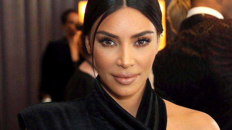 Wird zur Anwältin ausgebildet: Kim Kardashian