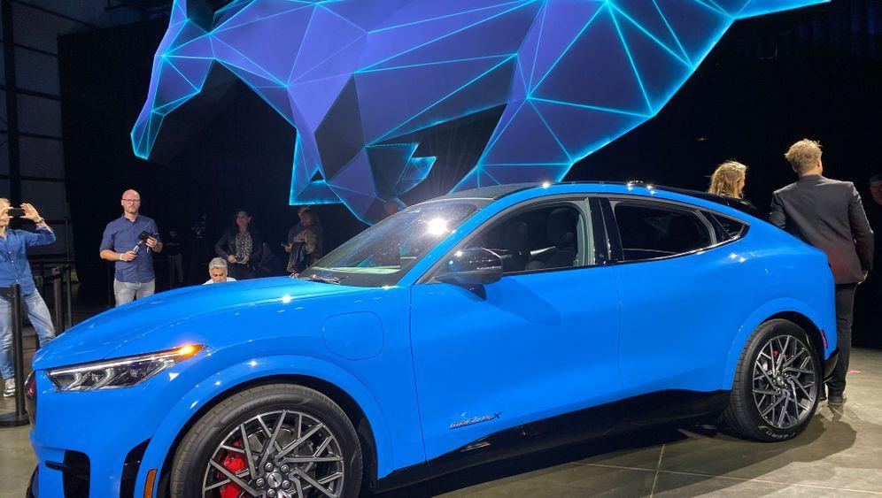 Mustang Mach E: So will Ford Tesla angreifen
