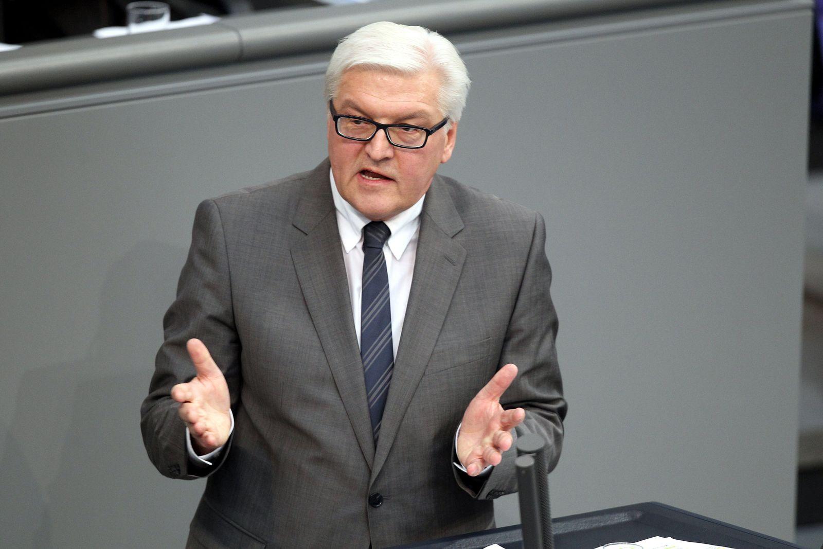 Steinmeier/ Bundestag