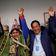 Linker Kandidat Luis Arce steht laut Prognosen vor Wahlsieg
