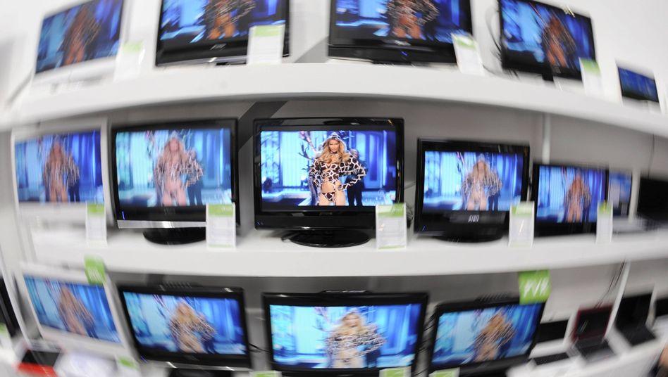 Markenfernseher: Neue Konkurrenz durch Eigenmarken