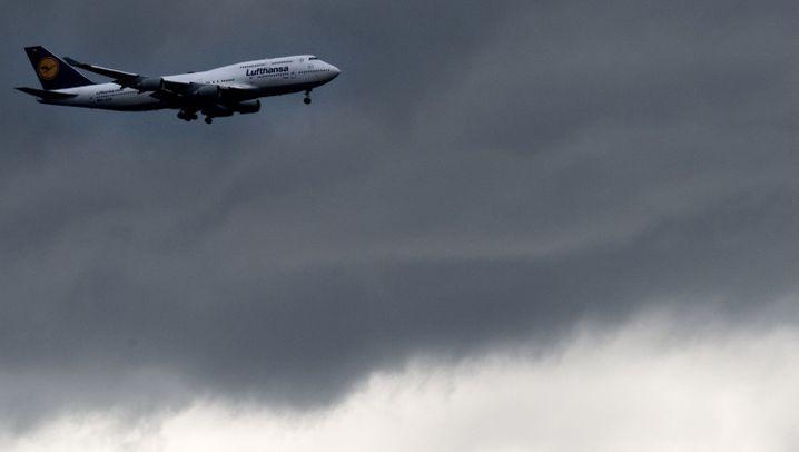 Luftlöcher: Wenn der Flieger rappelt
