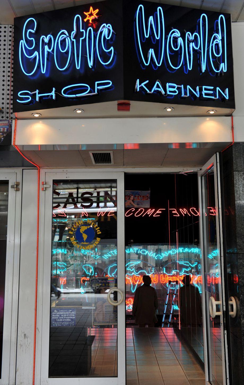 Sex-Shop am Hauptbahnhof München darf auch sonntags öffnen