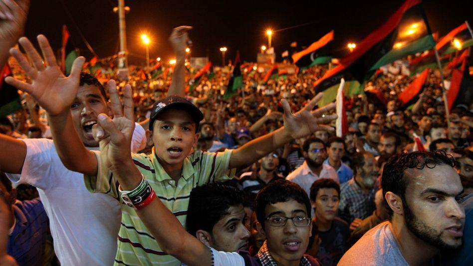 Revolutionäre in Libyen: Zwischen Bürgerkriegsangst und Wahlvorbereitung