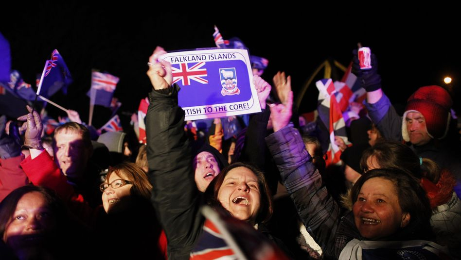 Referendum auf den Falkland-Inseln: 99,8 Prozent für Großbritannien