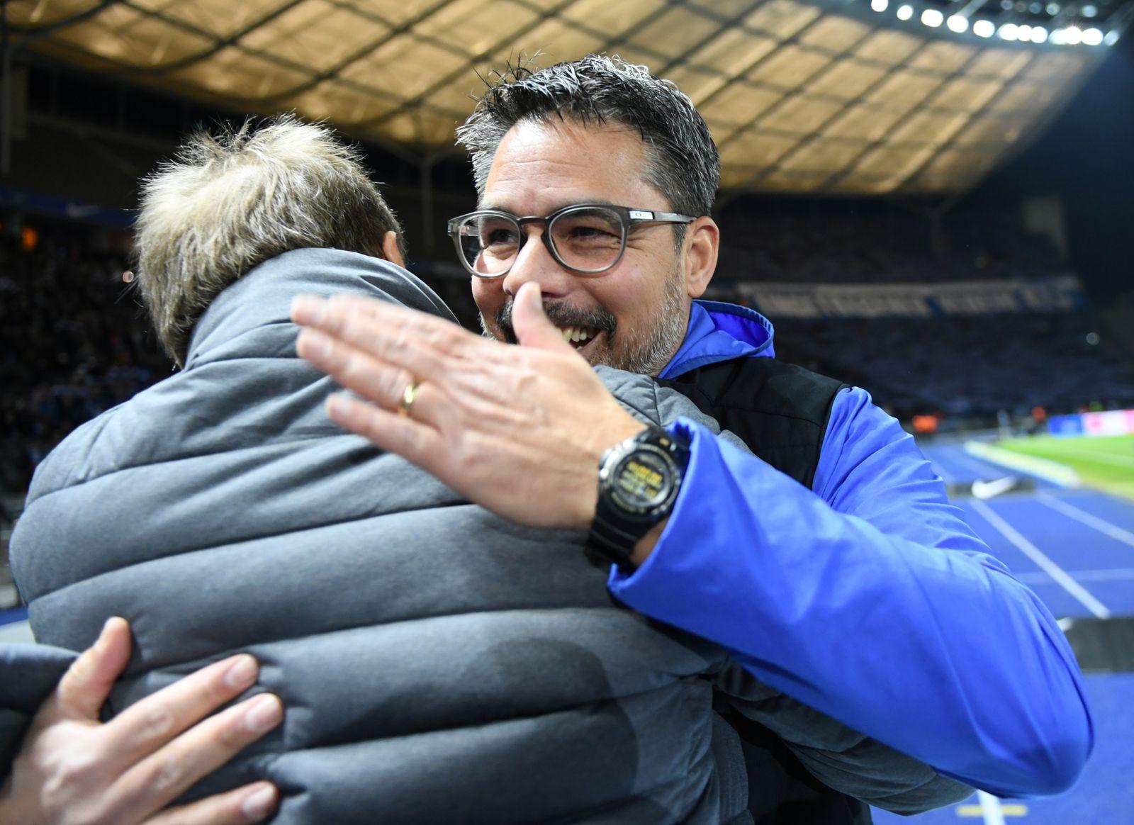 Bundesliga - Hertha BSC v Schalke 04