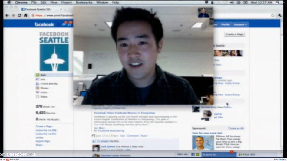 Skypen, statt persönlich zu treffen: Darauf setzen immer mehr Arbeitgeber