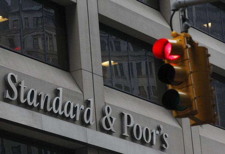 US-Ratingagentur Standard & Poor's: Noch längst kein Bankrott