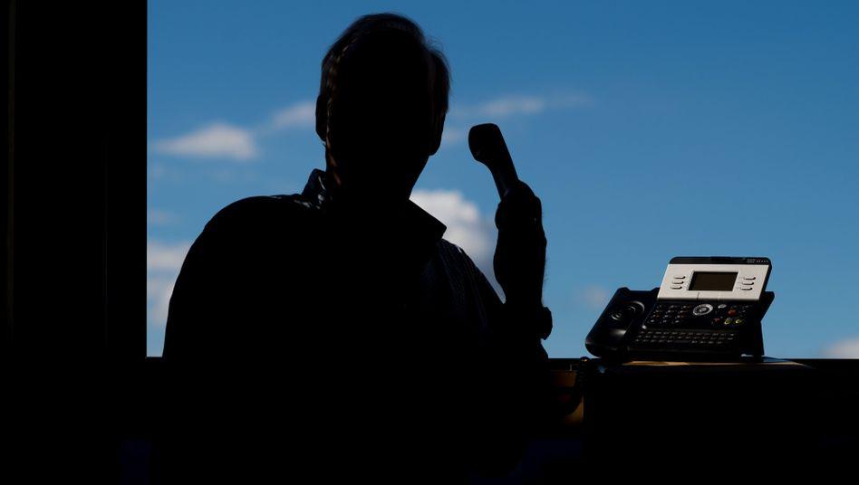 Telefonbetrug per Rufumleitung