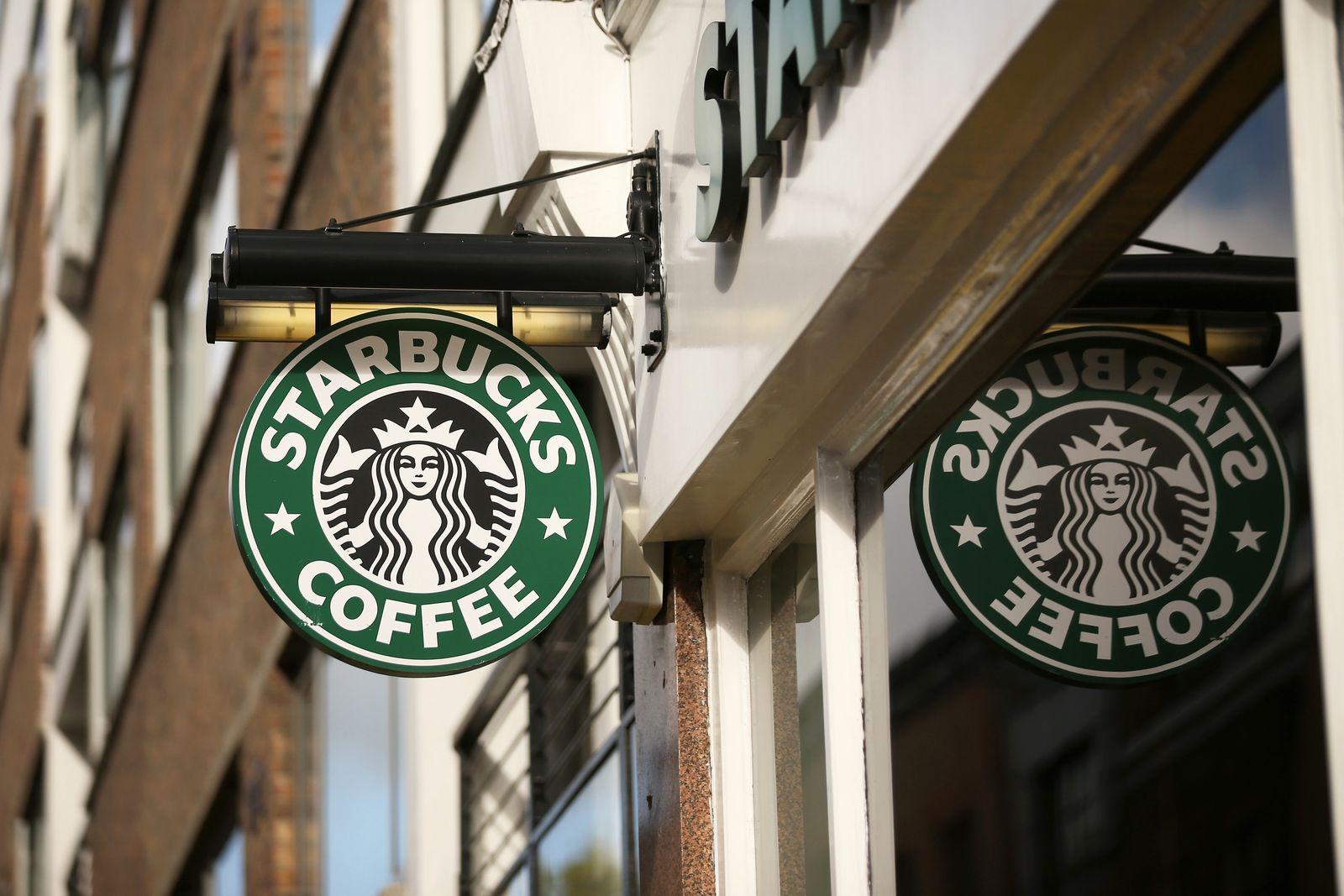 Starbucks / England