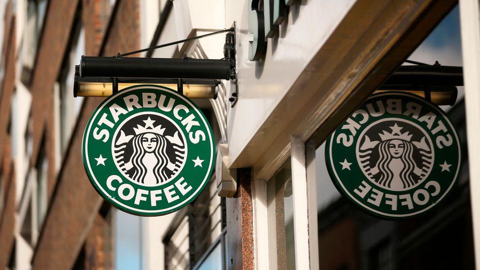 Starbucks-Filiale in London (Archiv): Ziel der OECD ist es, Steuern zu kassieren, wo Geschäfte gemacht werden