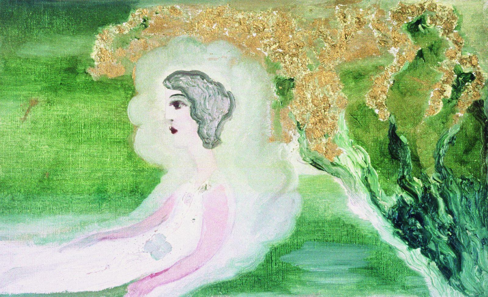 EINMALIGE VERWENDUNG Kunst / Psychiatrie